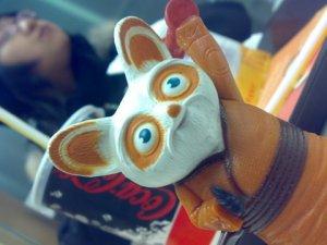 Master Shifu toy