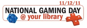 National Gaming Day @ your library