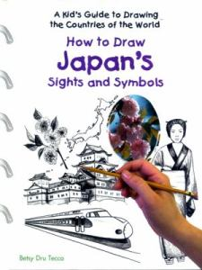 How to Draw Japan's Sights and Symbols