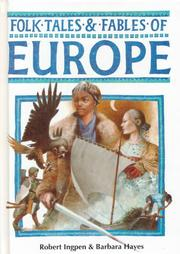Folk Tales and Fables of Europe