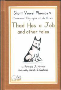 Thad has a Job