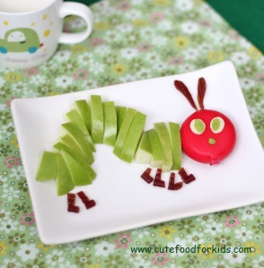 Cute Food for Kids' photo
