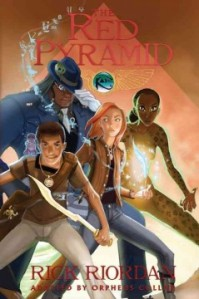 The Red Pyramid Graphic Novel