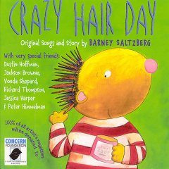 Crazy Hair Day Original Song and Story