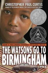 The Watsons Go to Birmingham--1963 cover 2
