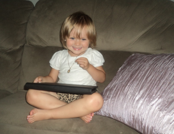 girl with nook