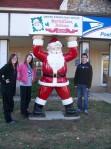 post offfice, Santa Claus, IN