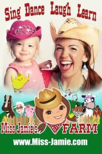 Miss Jamie poster
