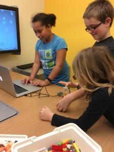 coding robots
