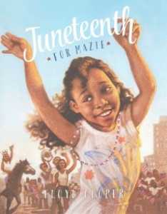 Juneteenth for Mazee