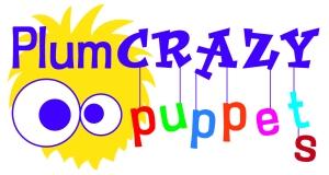 Plum Crazy Pupets logo