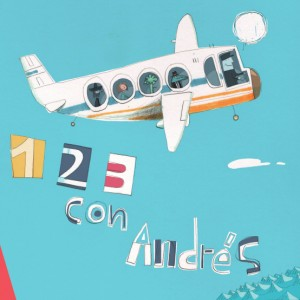 1 2 3 con Andres