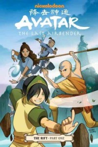 Avatar the Last Airbender: The Rift