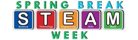 Spring Break Steam Week | Fountaindale Library Children's Services Blog