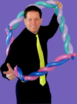 Dale-Balloon Show