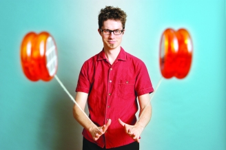 Mark Hayward--Juggler